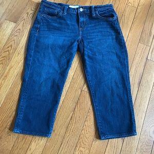 Abercrombie Jean shorts.